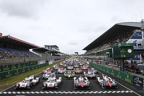 GALERIA: grid de largada das 24 Horas de Le Mans