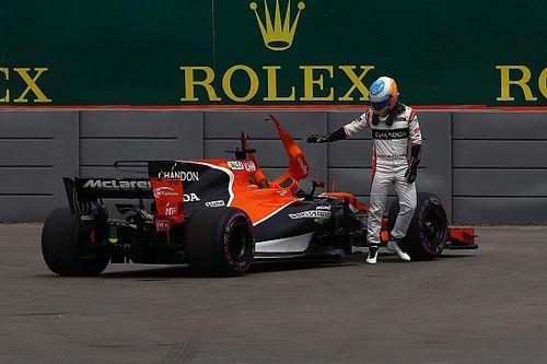 """Alonso diz que sexta-feira foi um """"total desperdício"""""""