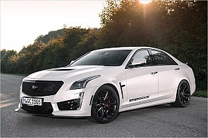 Automotive News Geiger Cadillac CTS-V