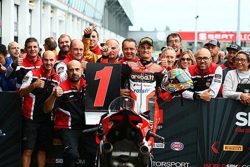 """Ducati, Davies: """"Vittoria dolce. Ho messo alle spalle un periodo difficile"""""""