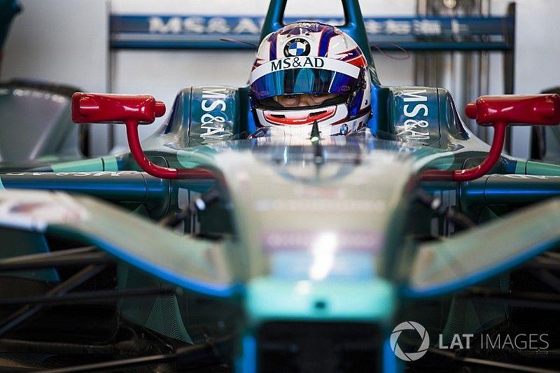 Бломквист стал пилотом Andretti в Формуле E