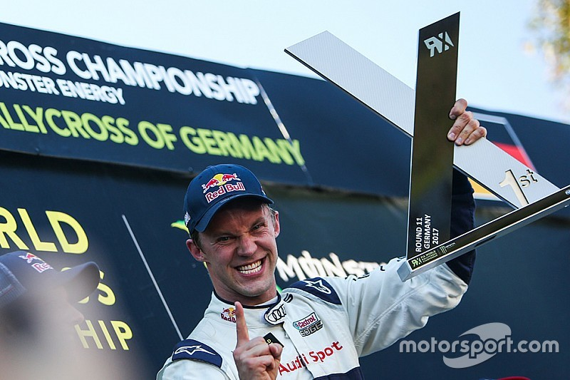 Walter Röhrl: Weshalb Mattias Ekström der bessere Rennfahrer ist