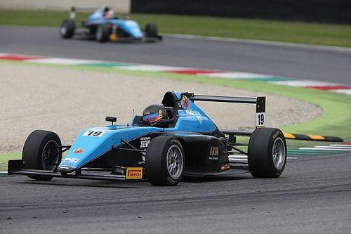 A Monza bis di punti per Giacomo Bianchi prima del botto in Gara 3