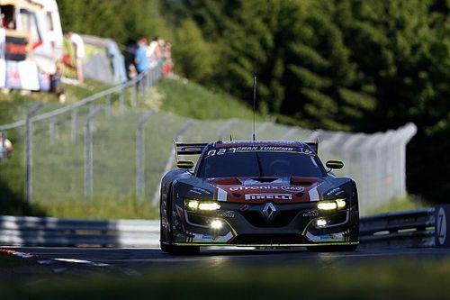 24 uur Nürburgring: Renault troeft GT3-veld af in eerste training