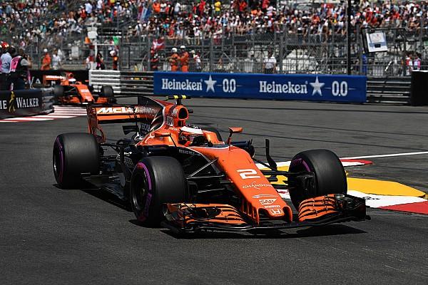Formule 1 Chronique Vandoorne - Un GP de Monaco positif malgré les accidents