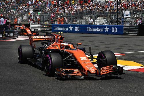 Vandoorne column: Monaco debut encouraging despite crashes