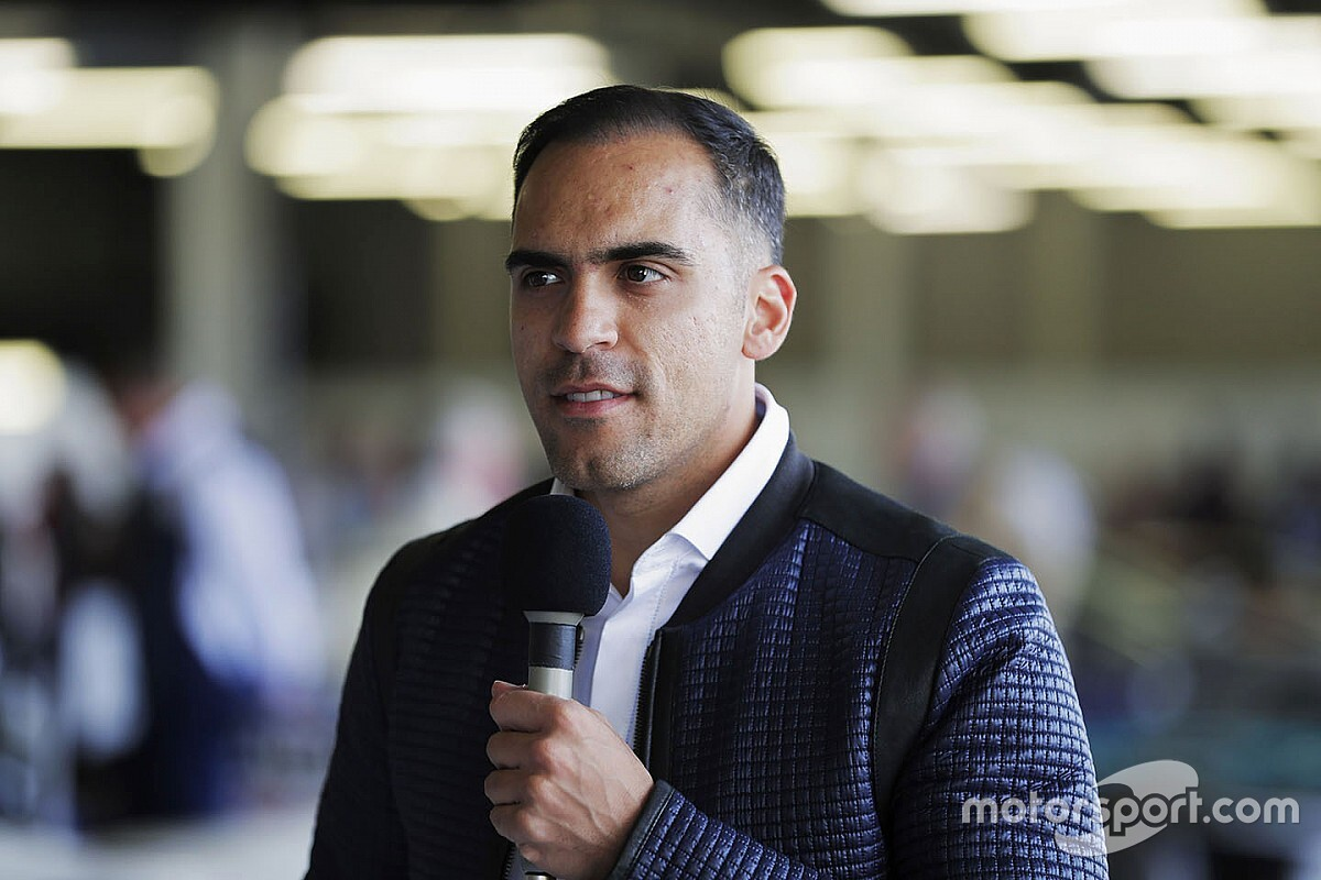 Pastor Maldonado vuelve a Mónaco para el GP Histórico
