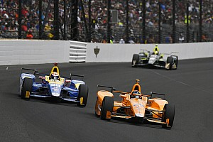 IndyCar Special feature Top Stories of 2017, #1: Mr Alonso Goes to Indianapolis