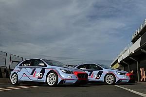 TCR Actualités Tarquini et Menu vont lancer la nouvelle Hyundai i30 N TCR en fin de saison