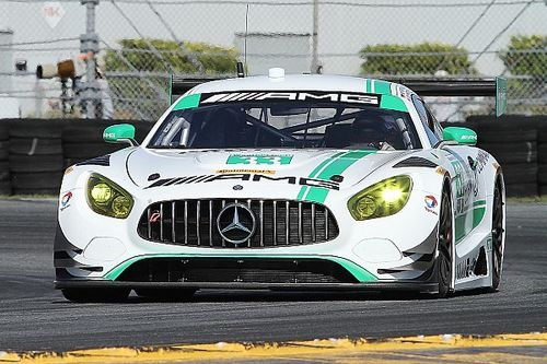 Mercedes-AMG ready for debut at The Roar Before the Rolex 24