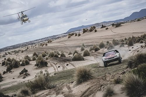 Dakar 2017, Stage 8: Loeb wins, snatches lead from Peterhansel