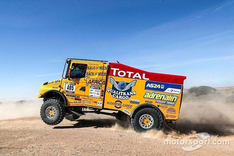 Qualisport Racing: Marokkó kipipálva, jöhet a szünnap!
