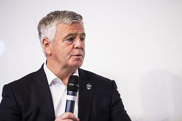 General Warwick steps down as BRDC President