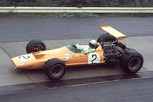 Fotogallery: le storiche livree arancioni delle McLaren