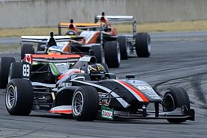 Tough races for Kami Laliberté in Toyota Racing Series