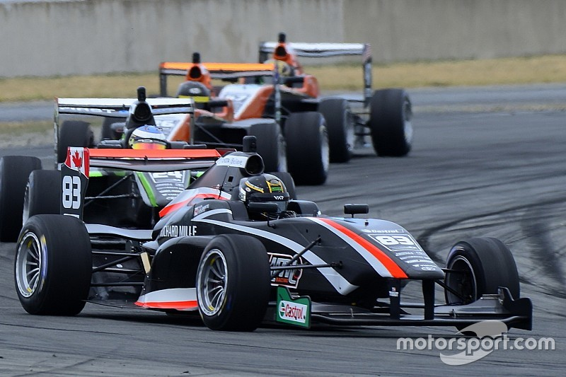 Tough races for Kami Laliberté in Toyota Racing Series