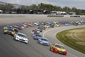 Team Penske had little to show for their strong start at Michigan