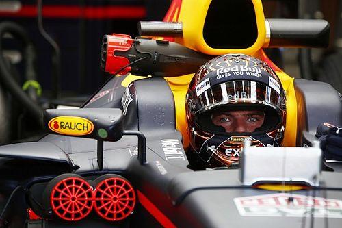 """Verstappen: """"Vicini ai primi solo perché loro non danno il massimo"""""""