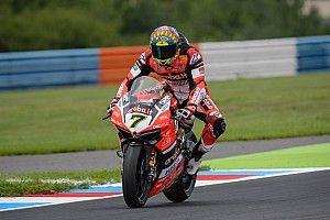 """Ducati, Davies: """"Portimao? Sembra di correre su una pista di cross"""""""