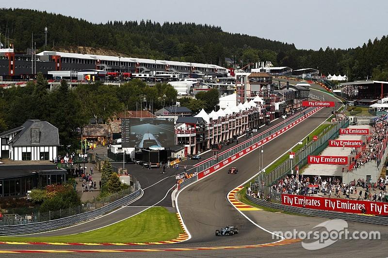 Spa-Francorchamps hace una gran inversión para que MotoGP vuelva a Bélgica