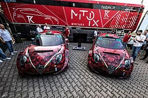 Alfa Romeo rallikros sahnesine çıkıyor