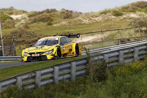 La pioggia regala la pole di Gara 1 a Timo Glock