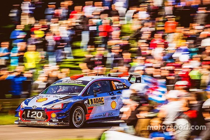 Fan-Guide: Die besten Plätze bei der Rallye Deutschland