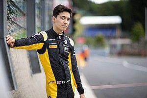 Jack Aitken, fer de lance de l'académie Renault