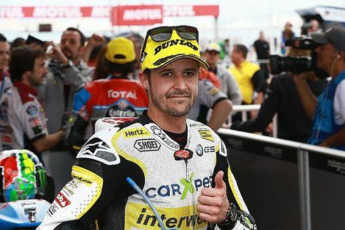 Luthi se acerca al MotoGP de la mano de Marc VDS