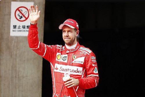 """Vettel: """"Ho perso la gara in pit lane, ma siamo vicini alla Mercedes!"""""""