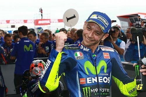 "Rossi: ""La estrategia de Márquez era buena, pero le salió mal"""