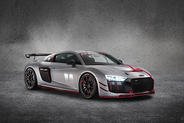 GT Nieuws Foto's: Dit is de GT4-racer van Audi