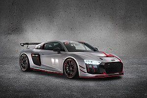 Foto's: Dit is de GT4-racer van Audi