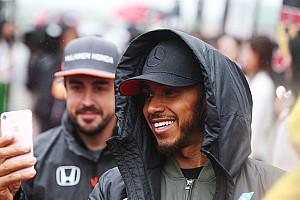 Formel 1 News Formel-1-Umfrage: Lewis Hamilton jetzt beliebter als Fernando Alonso