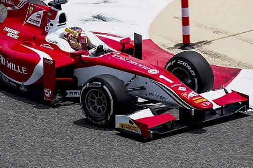 فورمولا 2: لوكلير يُحرز قطب الانطلاق الأوّل للسباق الافتتاحي في البحرين