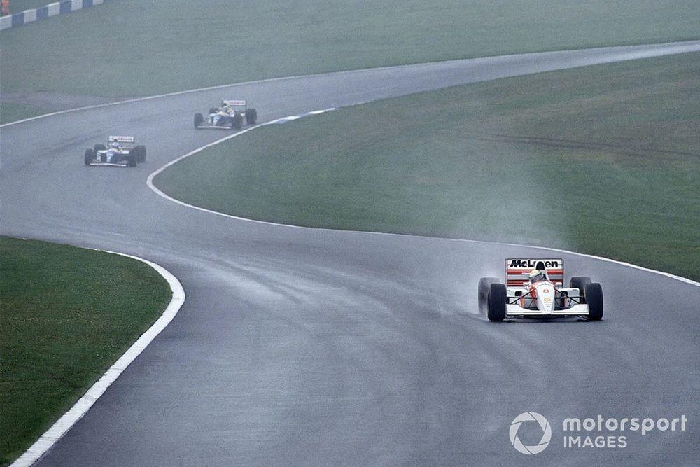 Le GP d'Allemagne 2019 a un goût de Donington 1993, selon Horner