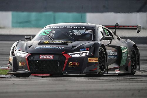 Sepang Blancpain: Podium for Patel in Race 2