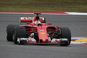 【F1バーレーンGP】FP1速報:ベッテルがトップタイム、アロンソ8番手