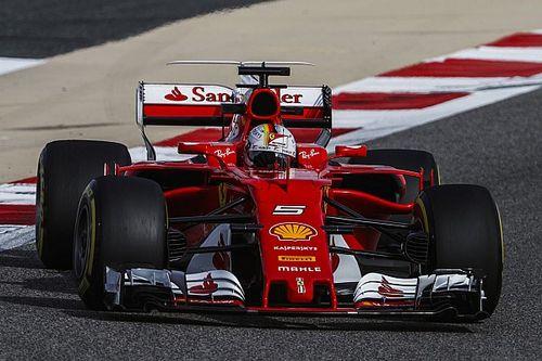 """Vettel: """"Deluso dal divario dalle Mercedes, ma l'assetto ora è buono"""""""