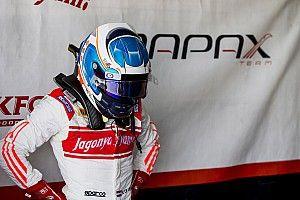 F2 Baku: De Vries tercepat saat latihan, Gelael P16