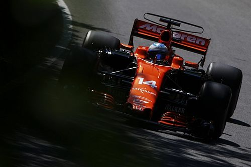 """McLaren chassis """"very, very competitive"""" in Montreal, says Alonso"""