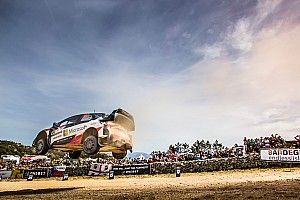 Lappi ya brilla en el WRC