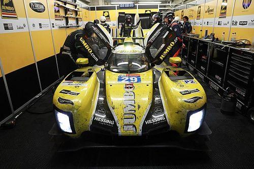 """Van der Garde finisht Le Mans: """"We mogen heel erg trots zijn"""""""