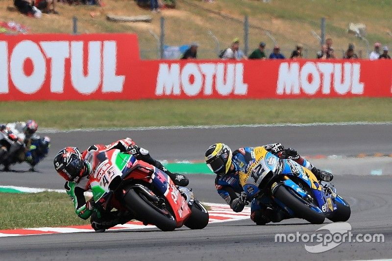 Redding reveals he lost out on Moto2 ride to Luthi