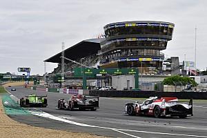 Il y aura 62 concurrents au départ des 24 Heures du Mans!
