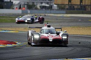 Le Mans 24 Saat - 23. Saat: #8 Toyota'nın liderliği sürüyor, #7 Toyota sorun yaşadı!