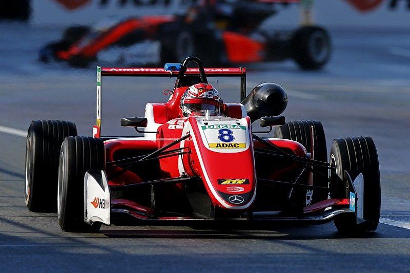 فورمولا 3: آرمسترونغ يحرز الفوز في نوريسرينغ
