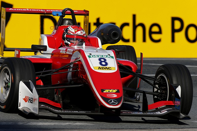 Armstrong consigue su primera victoria en la F3 a vencer en Norisring