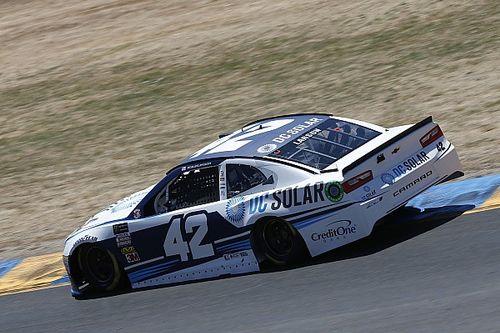 NASCAR Sonoma: Pole für Larson im Chaos-Qualifying