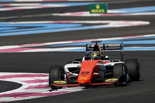 Boccolacci beffa Hubert a tempo scaduto e conquista la pole al Paul Ricard